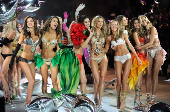 2012 Victoria's Secret Fashion Show - Runway